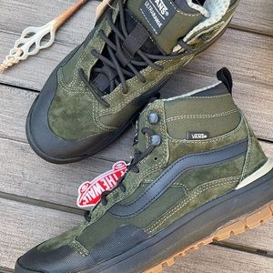 🌴🔆VANS- ALL WHETHER HIKING BOOTS ULTRA CUSH🔆🌴